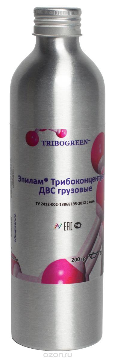 Присадка профилактическая Tribogreen «Эпилам Трибоконцентрат», ДВС грузовые, 200 мл